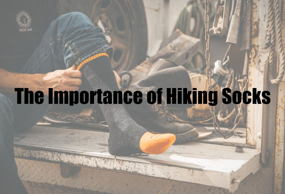 The Importance of Hiking Socks